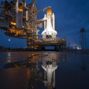 NASA's Last Shuttle Voyage Lifts Off