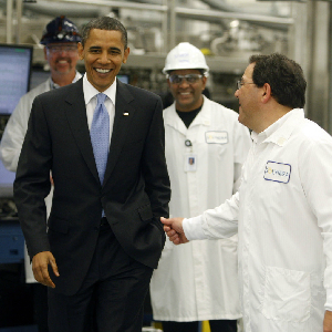 Republicans Subpoena White House On Solyndra