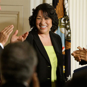 Is Judge Sotomayor A Secret Right-Winger?