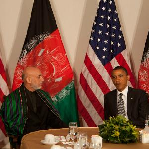 Iran, U.S. Officials Both In Talks With Taliban