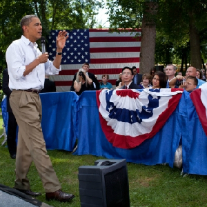 Obama Says Individual Mandate About Fairness, Ignores States' Powers
