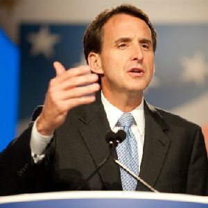 At Ames, Pawlenty Goes Down In Flames