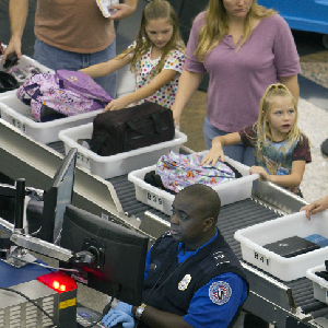 TSA: Children May Keep Shoes On, Sometimes