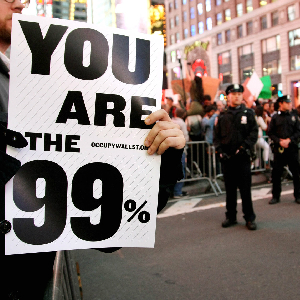 No Doubt, Teamsters Love 99 Percent