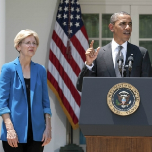 Elizabeth Warren Passed Over, Cordray To Head Warren-Created CFPB