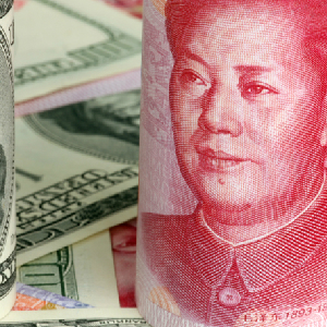 Chinese Yuan Years From Eclipsing Dollar