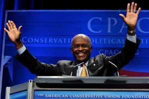 Zogby: Cain Favorite Among Voters