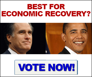 Which Candidate is BEST for Economic Recovery?