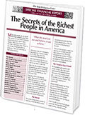 cover of The Secret Richest People in America
