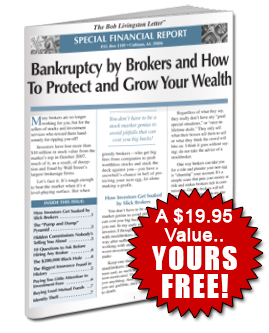 Bankruptcy by Brokers Report