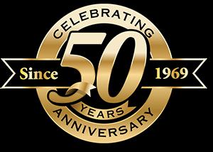 Celebrating 50 Years Since 1969 Anniversary