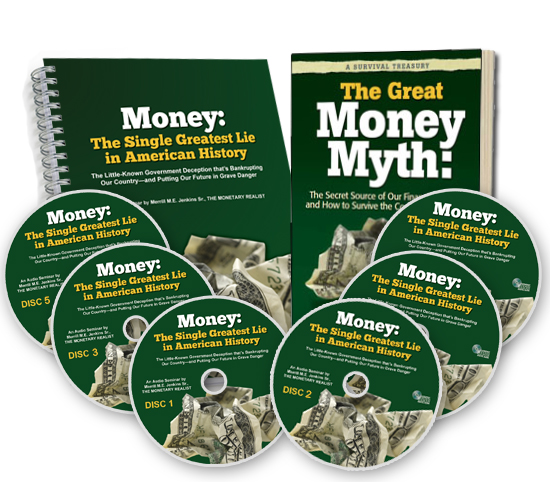 Money Seminar and Myth Book