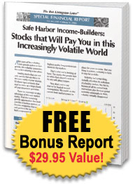 FREE Report: Stocks that Will Pay You